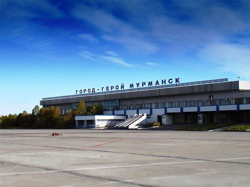Справочное аэропорт мурманск